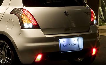 スイフト|レンズパーツ・LEDテール・サイドマーカー【ドレスアップパーツ通販サイトauto-acp2】
